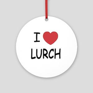 LURCH Round Ornament