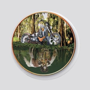 Native Reflections Round Ornament