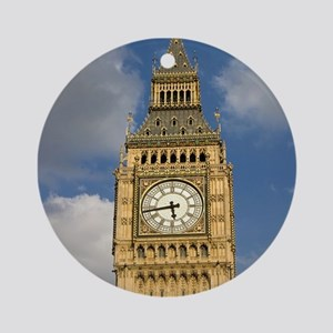 BIG BEN Ornament (Round)