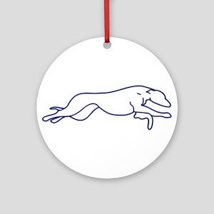 More Random Greyhound Stuffs! Ornament (Round)