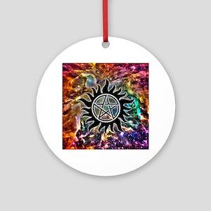Supernatural Cosmos Ornament (Round)