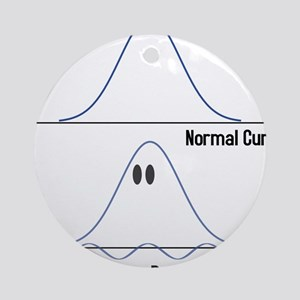 Normal-ParaNormal Round Ornament