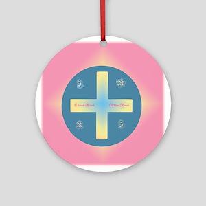 Christos Anesti Ornament (Round)
