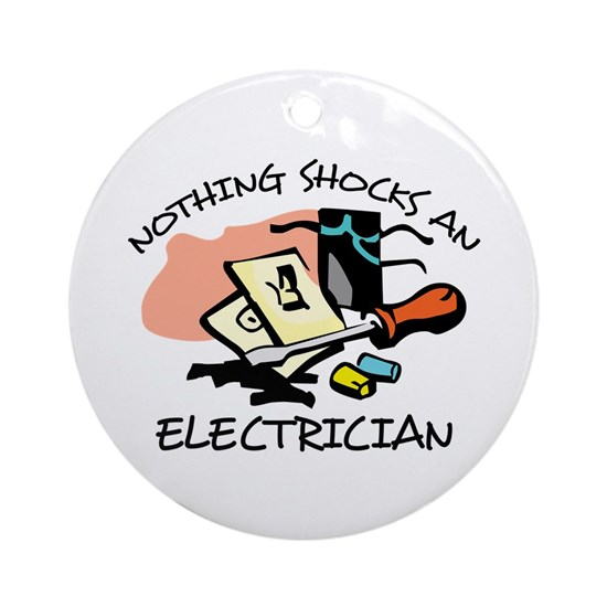 NOTHING SHOCKS ELECTRICIAN