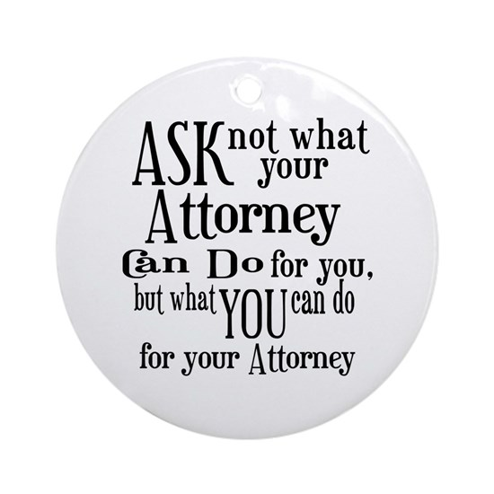 Ask Not Attorney
