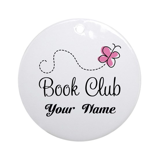 Cute Book Club Personalized