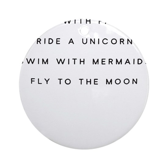 Play Fairies Ride Unicorn Swim Mermaids Tumblr Moo
