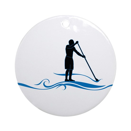 Stand Up Paddle-Waves