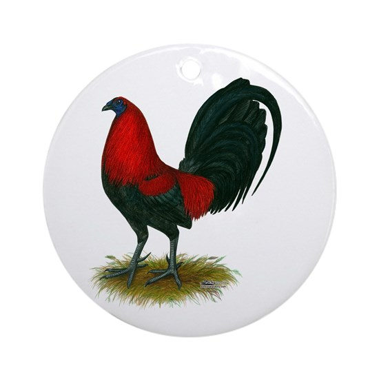 big red rooster designed - 550×550