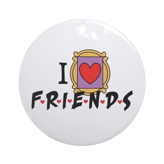 I heart Friends TV Show
