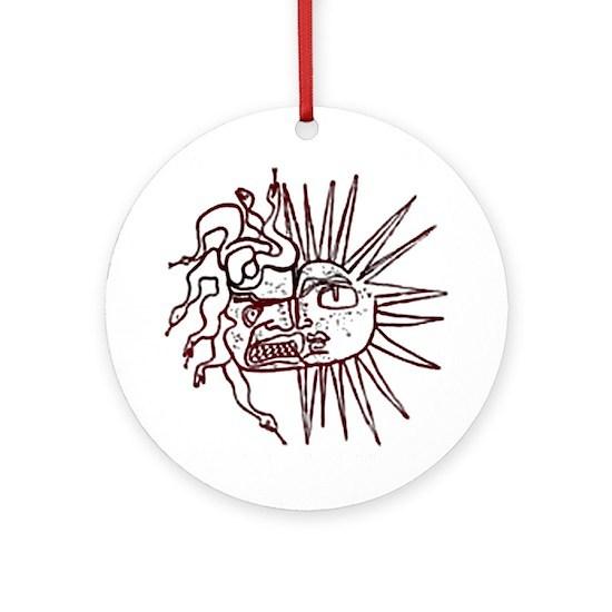 ff3883c3f8 Le Corbusier Mask of Medusa Ornament (Round)