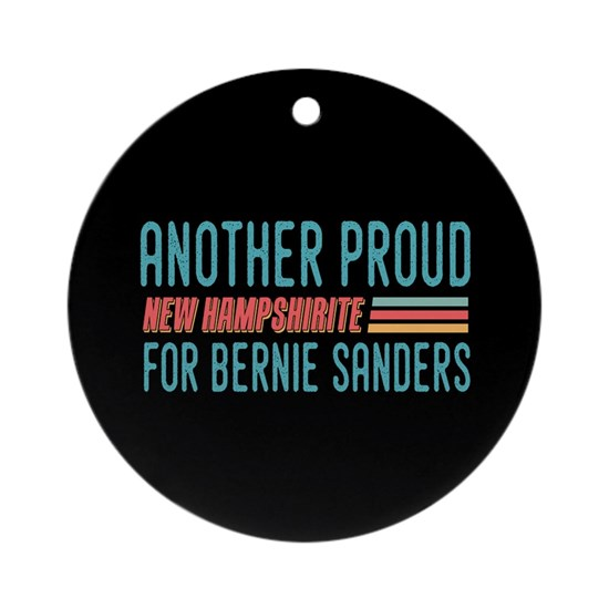 Another Proud New Hampshirite For Bernie