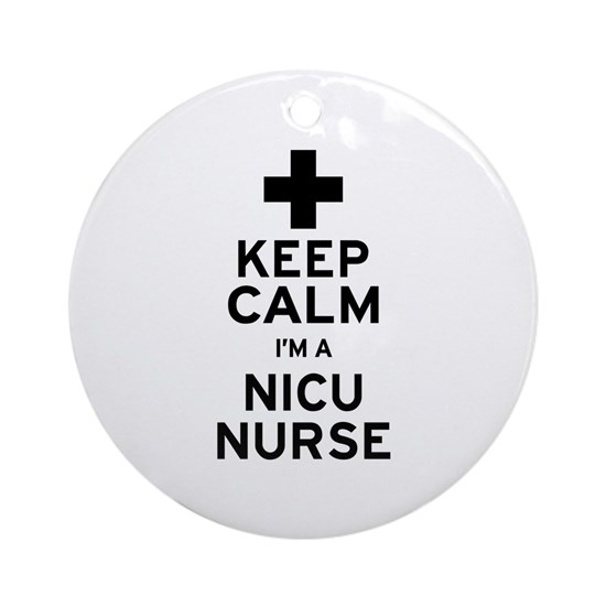 Keep Calm NICU Nurse
