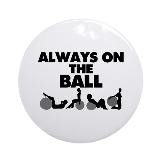 Always On The Ball