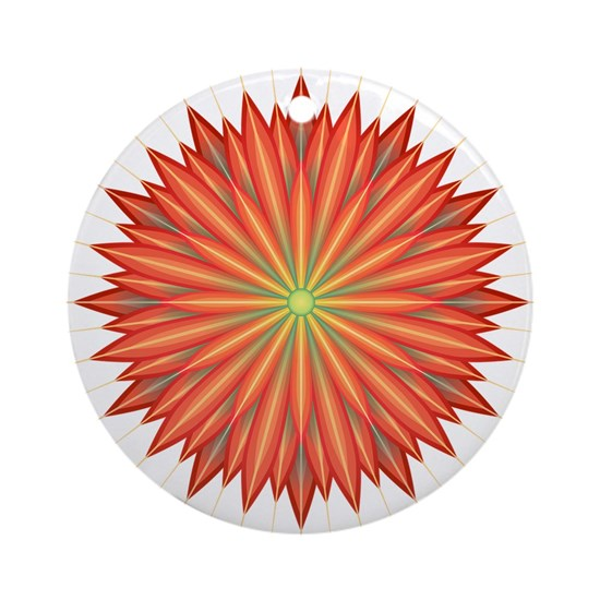 Abstract Colorful Mandala