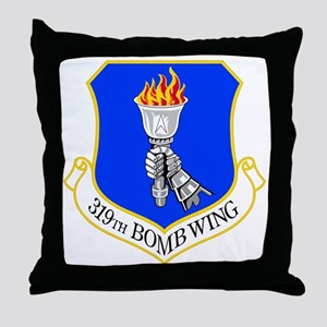 319th Throw Pillow
