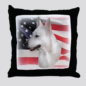 American Shepherd Throw Pillow