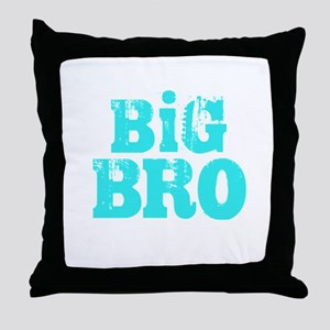 Big Bro Throw Pillow