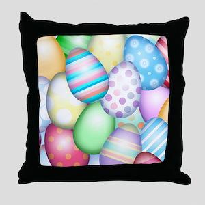 Easter Egg Cushions Cafepress