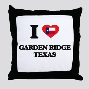 I love Garden Ridge Texas Throw Pillow