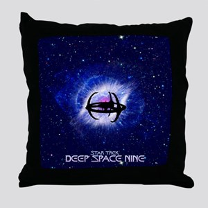 DS9 Throw Pillow