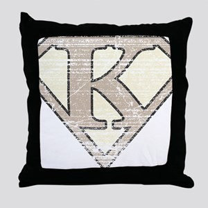 SUP_VIN_K Throw Pillow