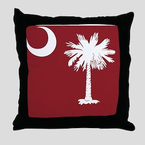 South Carolina Pillows Cafepress