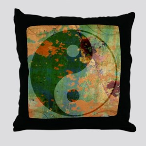 YinYang Throw Pillow