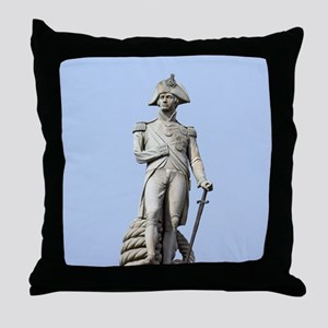 Lord Nelson London Pro photo Throw Pillow