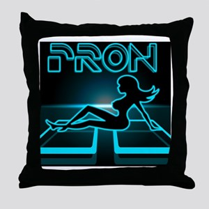 pron Throw Pillow