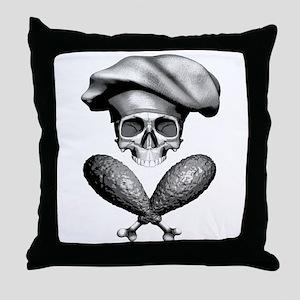 Chicken Bone Pillows - CafePress