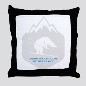 4a4ad5728f Ski Bear Pillows - CafePress