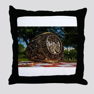 Citadel Class Ring 2014 Throw Pillow