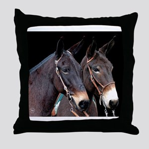 twosome_calendar Throw Pillow