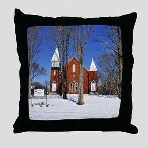 methodist_calendar Throw Pillow