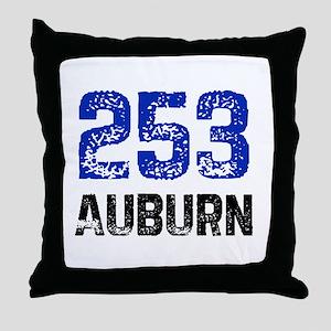 253 Throw Pillow