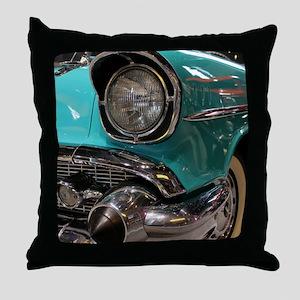 57 RM Throw Pillow