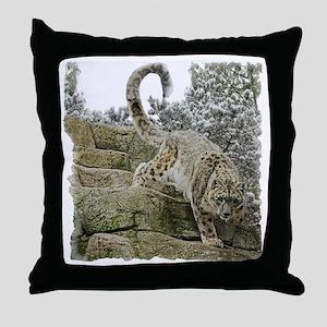 prowler Throw Pillow