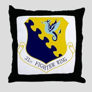 31st FW Throw Pillow