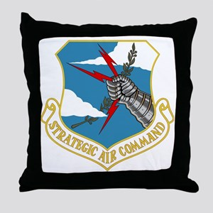 SAC Throw Pillow
