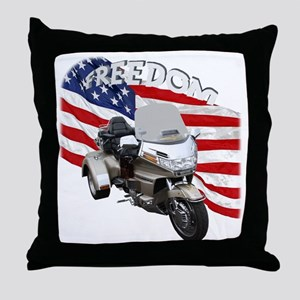 AB08 C-2K FREE BRONZE Throw Pillow