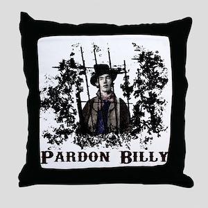 Pardon Throw Pillow