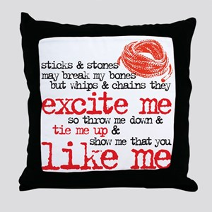 Untitled-14 Throw Pillow