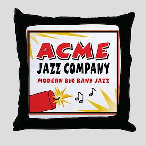 ACME rectangle Throw Pillow