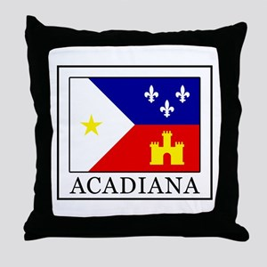 Acadiana Throw Pillow