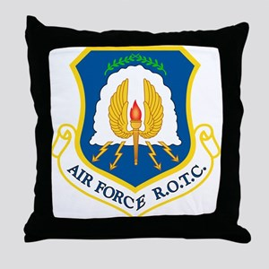 USAF ROTC Throw Pillow