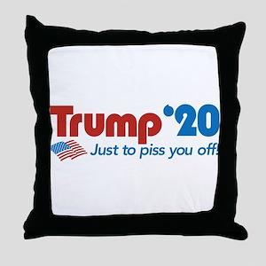Trump '20 Throw Pillow