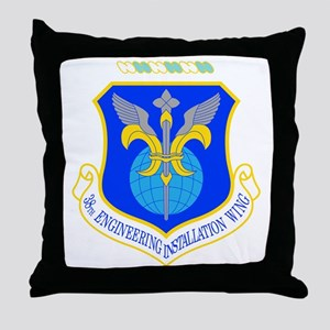 38th Throw Pillow