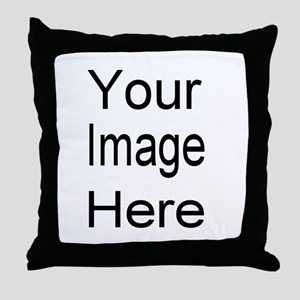 Add your own picture Throw Pillow