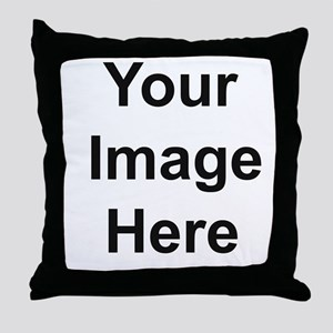 Personalizable Throw Pillow